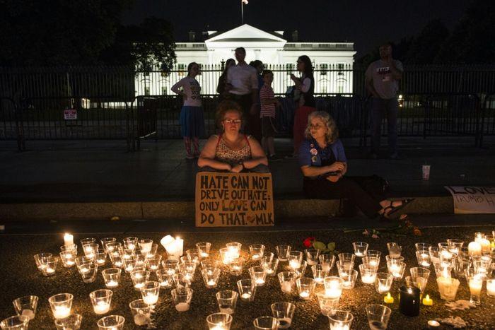 ZACH GIBSON (AFP)