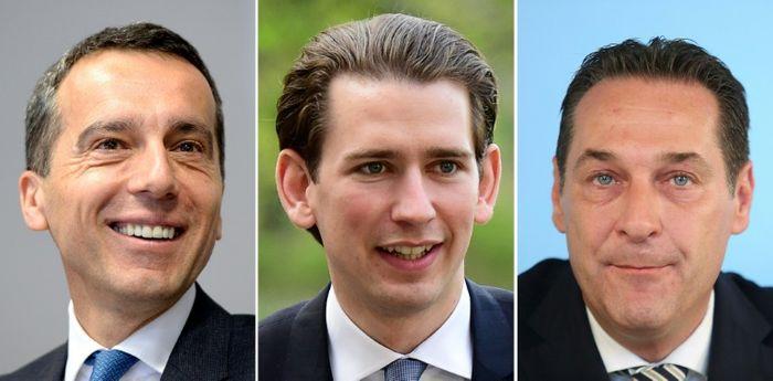 Thierry CHARLIER, Tobias SCHWARZ, Vladimir SIMICEK (AFP)