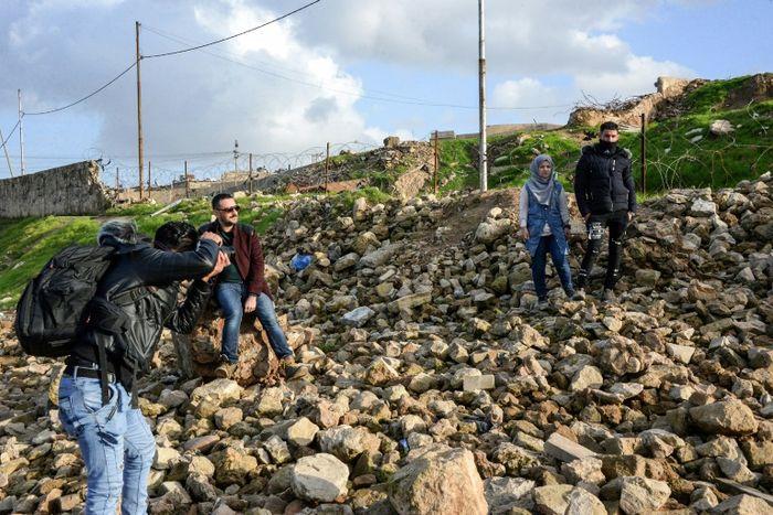 Zaid AL-OBEIDI (AFP)