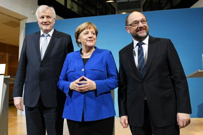 Maurizio Gambarini (dpa/AFP)