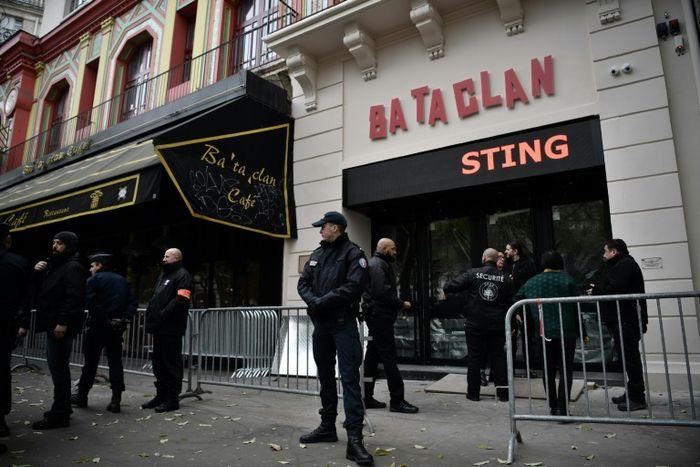 Sting déjà complet pour la réouverture du Bataclan