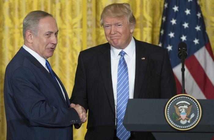 SAUL LOEB (AFP/Archives)