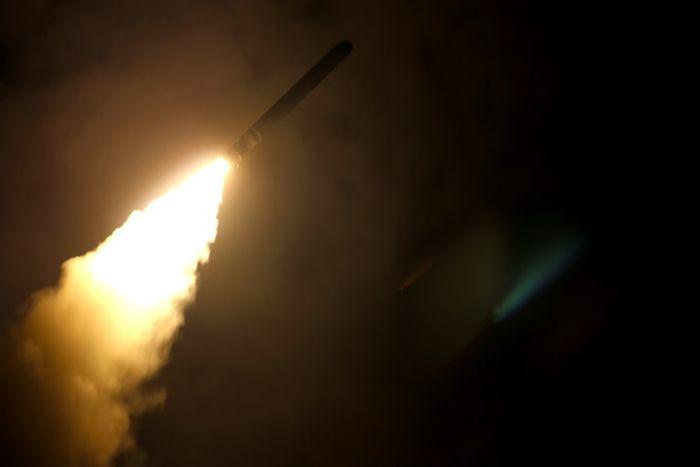 Kallysta CASTILLO (US Department of Defense/AFP)