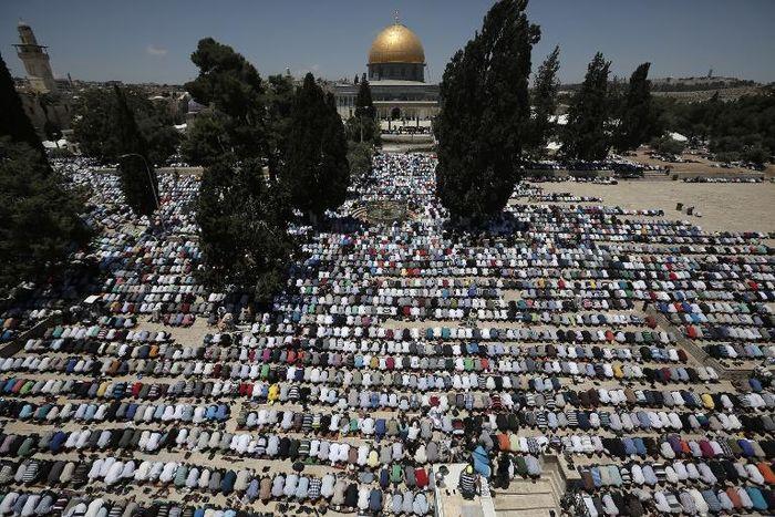 AHMAD GHARABLI (AFP/Archives)