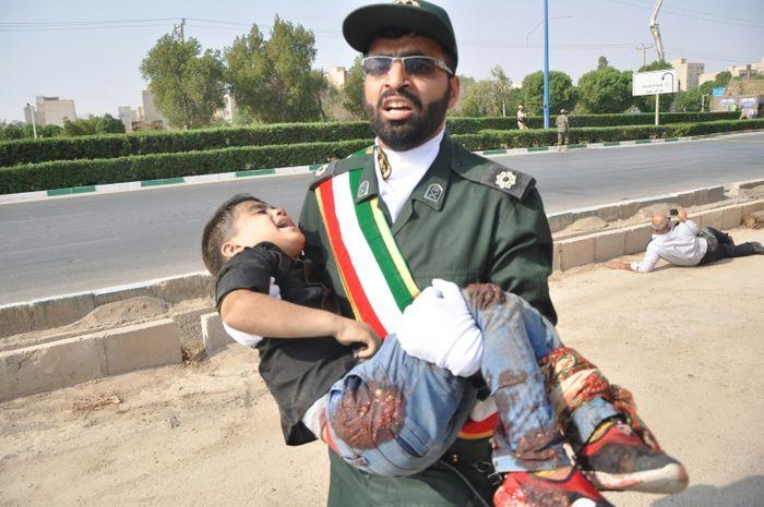 Shayan HAJI NAJAF (ISNA/AFP)