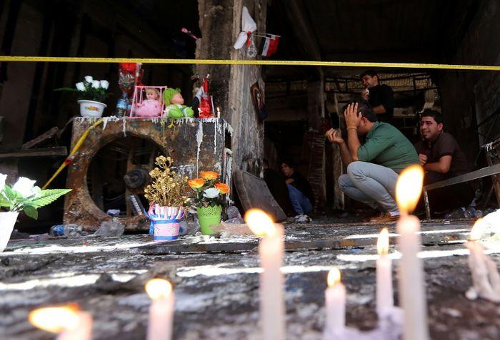 SABAH ARAR (AFP/File)