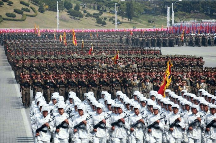 STR (KCNA VIA KNS/AFP/Archives)