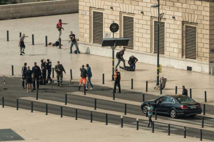 Paul-Louis LEGER (AFP)