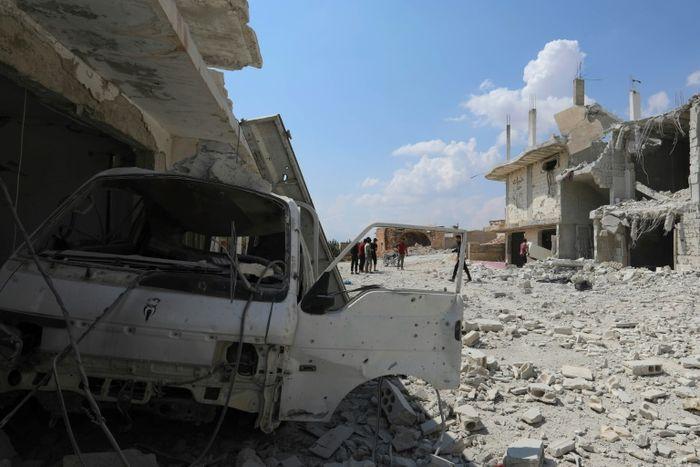 OMAR HAJ KADOUR (AFP/File)