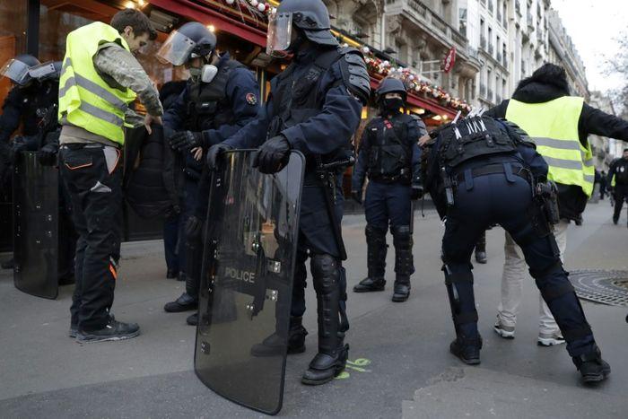Thomas SAMSON (AFP)