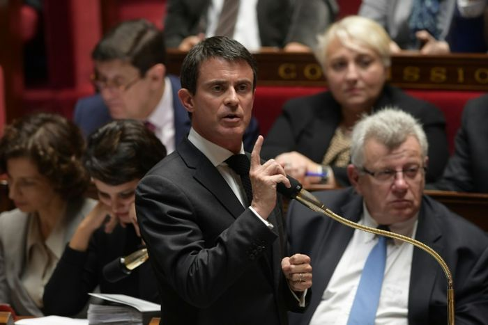 Christophe ARCHAMBAULT (AFP)