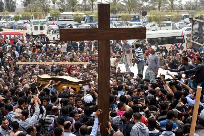 Explosion d'une voiture piégée — Egypte