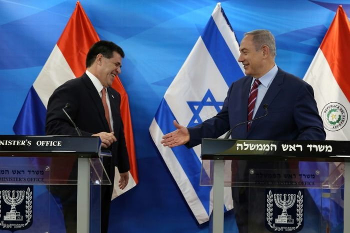 Turkey to open Paraguay embassy after policy shift on Israeli capital