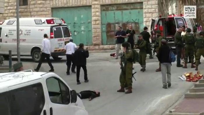 B'Tselem/AFP
