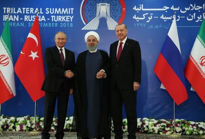 Handout (TURKISH PRESIDENCY PRESS OFFICE/AFP)