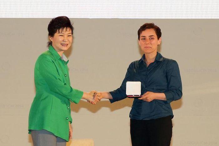 The Seoul ICM 2014 (The Seoul ICM 2014/AFP)