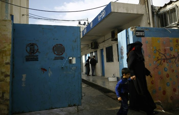 U.S.  aid funding for Palestinians thrown into doubt by $65m payment 'freeze'