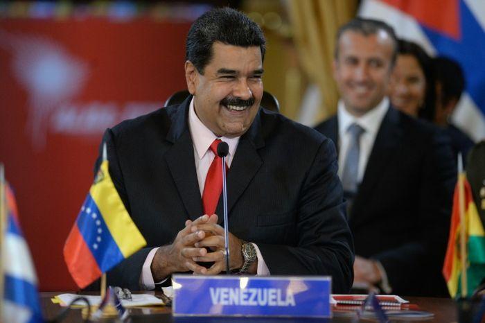 FEDERICO PARRA (AFP/File)