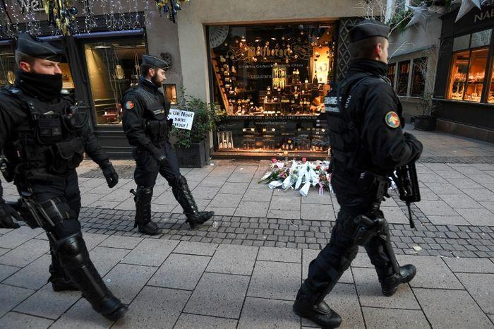 Patrick HERTZOG (AFP)