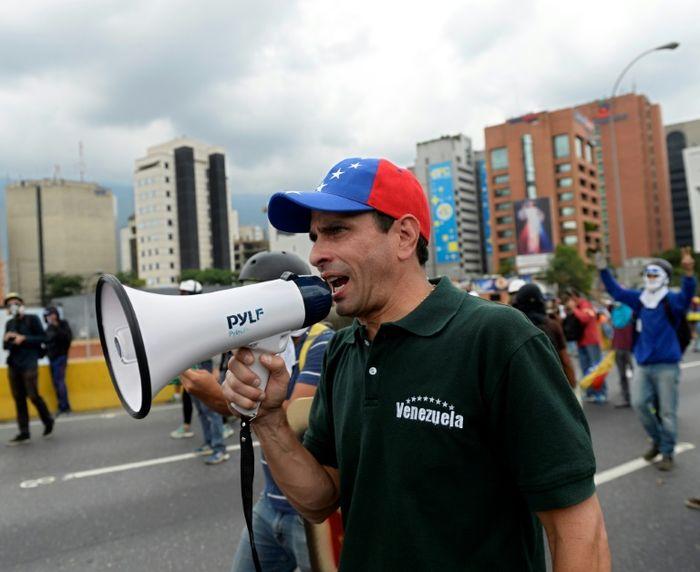 FEDERICO PARRA                       (AFP/Archives)
