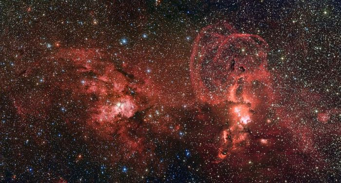 G. Beccari (European Southern Observatory/AFP)