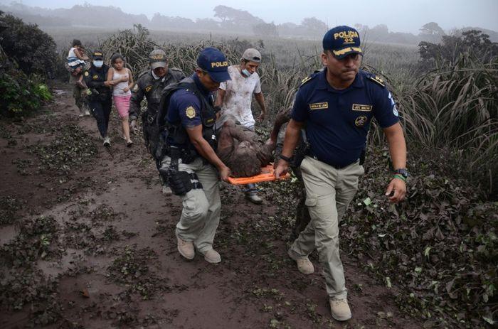 NOE PEREZ (AFP)