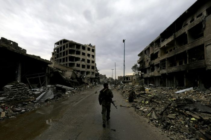 Delil souleiman (AFP/File)