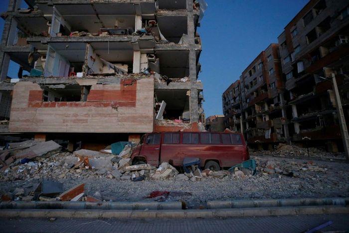 POURIA PAKIZEH (ISNA/AFP)