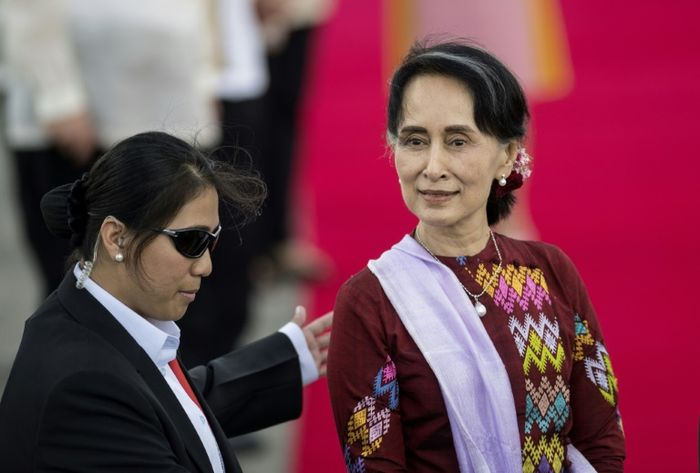 NOEL CELIS (AFP/File)