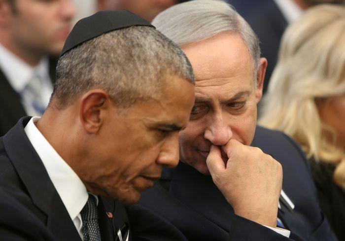 Menahem Kahana (Pool/AFP)