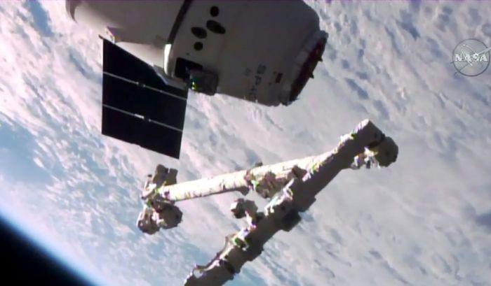 Handout (NASA TV/AFP/File)