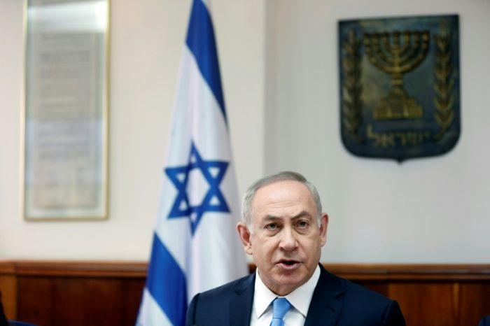 RONEN ZVULUN (POOL/AFP)
