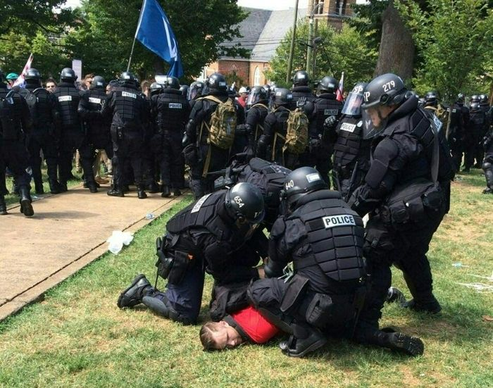 Virginia State Police (Virginia State Police/AFP)