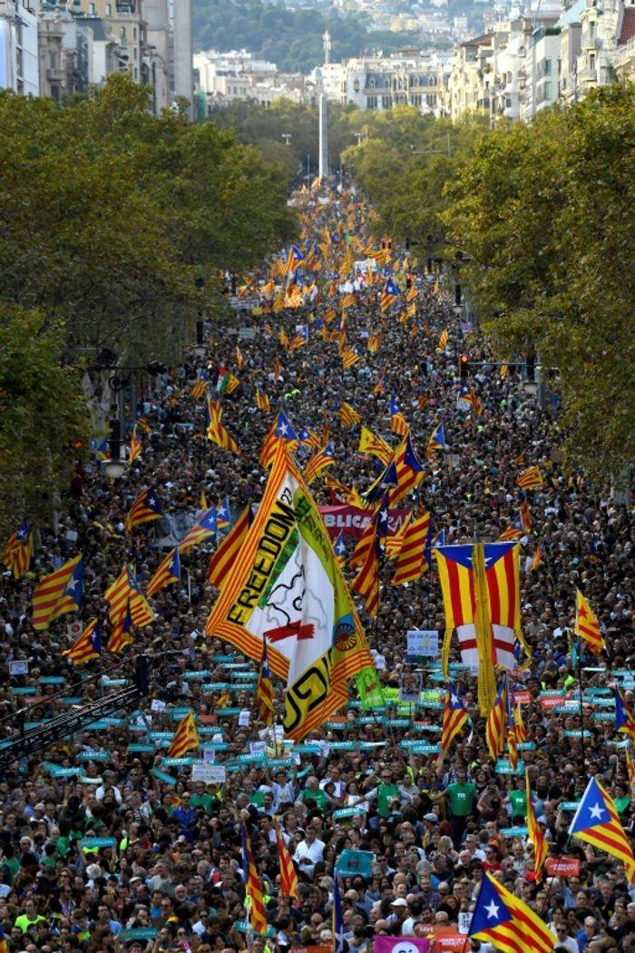 LLUIS GENE (AFP)