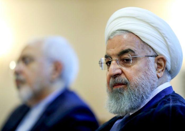 - (Iranian Presidency/AFP)