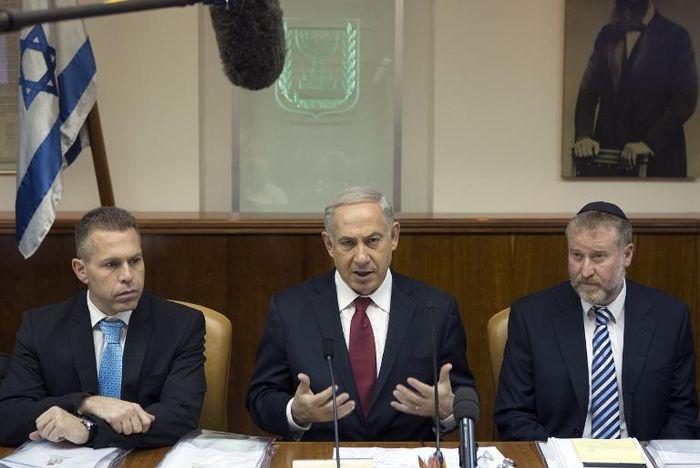 Menahem Kahana (AFP/File)