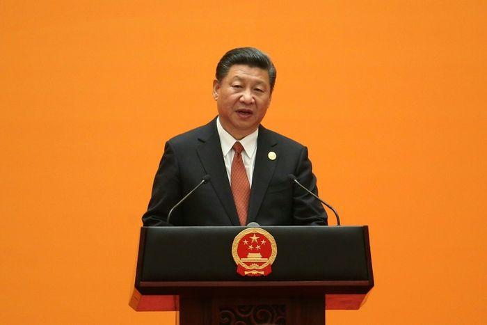 WU HONG (POOL/AFP)