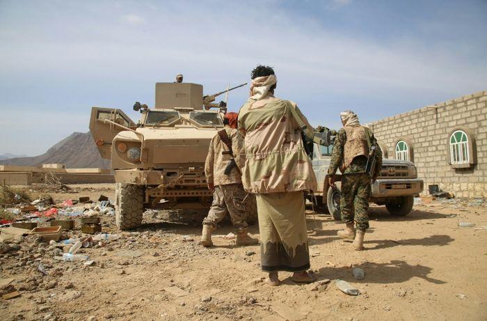Abdullah Al-Qadry (AFP)