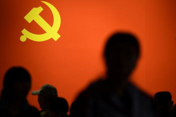 WANG ZHAO (AFP)