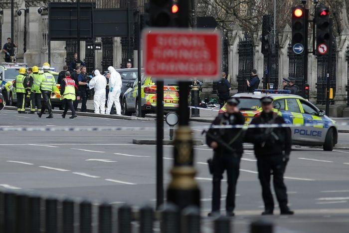 Theresa May: London attacker was British-born