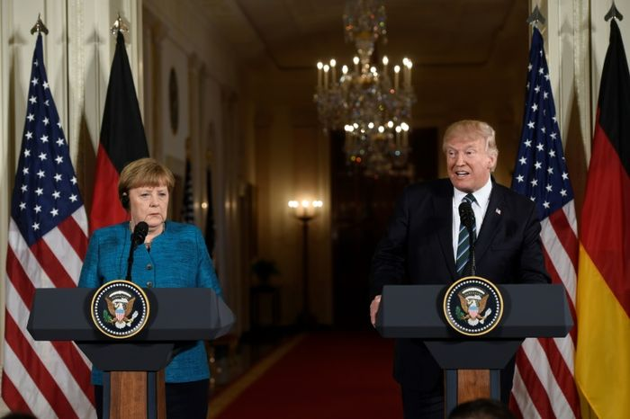 SAUL LOEB (AFP)