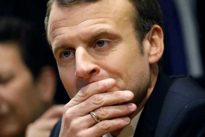 CHARLES PLATIAU (POOL/AFP/File)