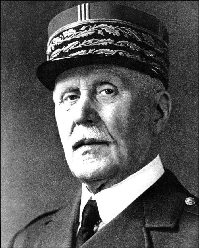 رئيس فرنسا في الحرب العالمية الثانية