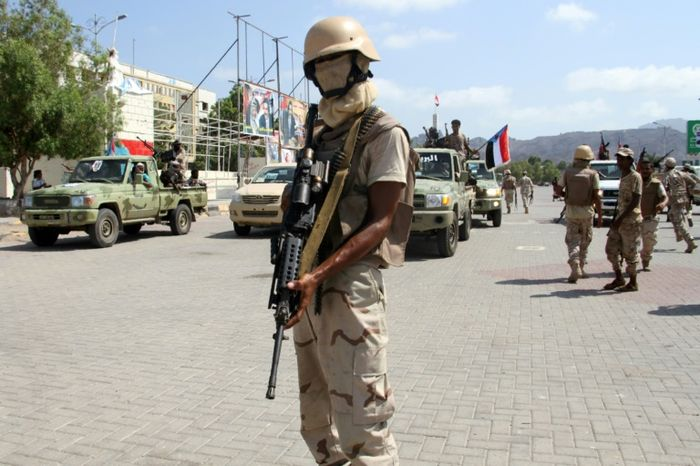 SALEH AL-OBEIDI (AFP/File)