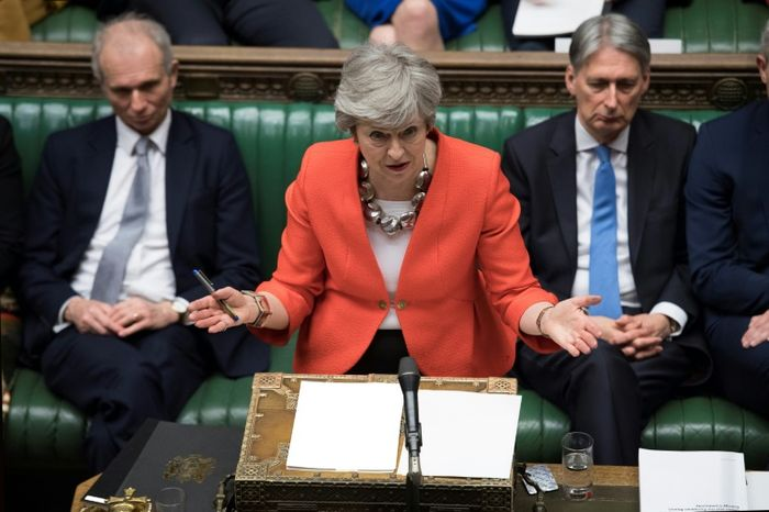 JESSICA TAYLOR (UK PARLIAMENT/AFP)