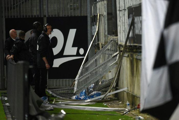 FRANCOIS LO PRESTI (AFP)