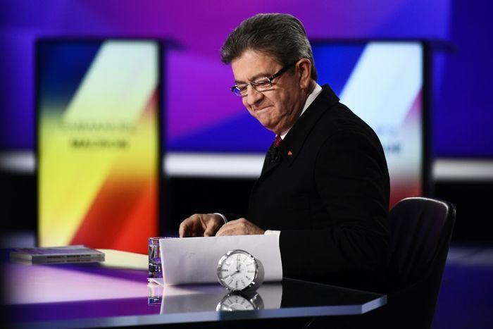 Martin BUREAU (POOL/AFP)
