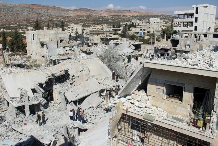 Omar haj kadour (AFP/Archives)