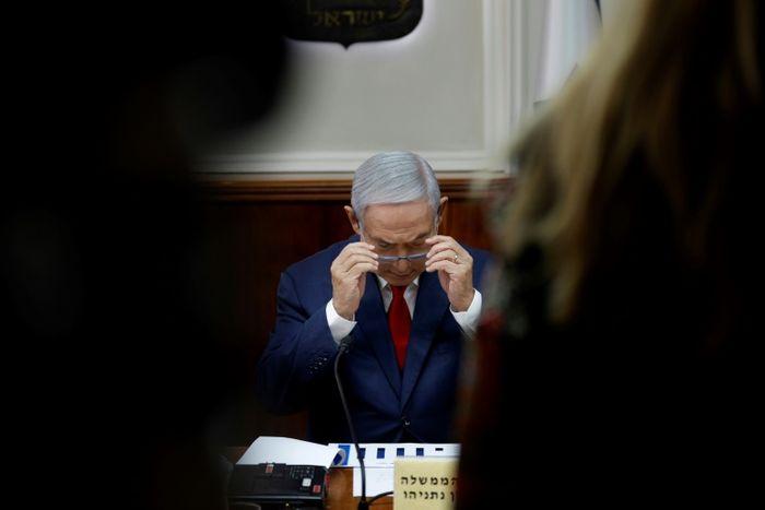 GALI TIBBON (POOL/AFP)