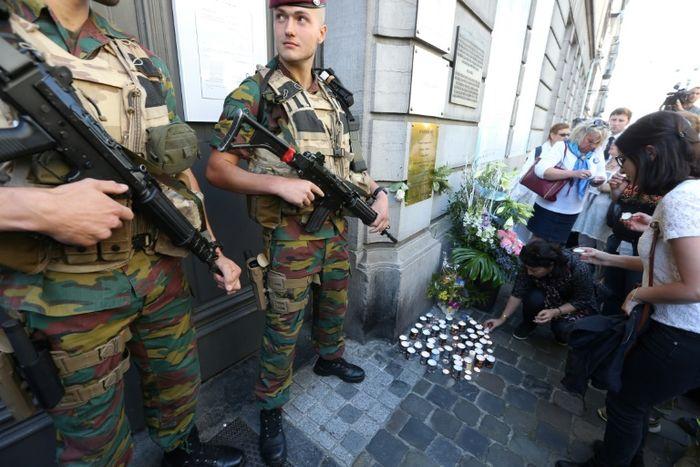 NICOLAS MAETERLINCK (BELGA/AFP/Archives)